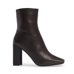 Leather Ardiss Bootie